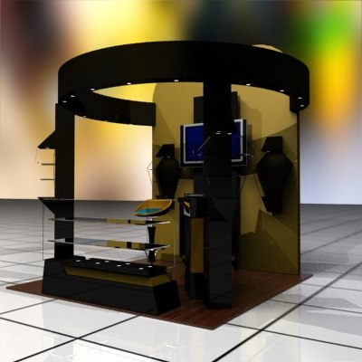3d stand products