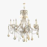 max ebanista bardot chandelier
