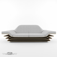 Sofa Unfolded