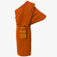 Buddhist Monk Clothes
