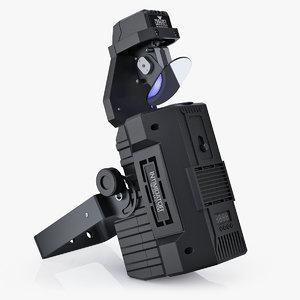 3d chauvet intimidator scan led