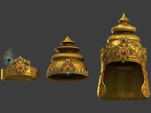 3d helmets model