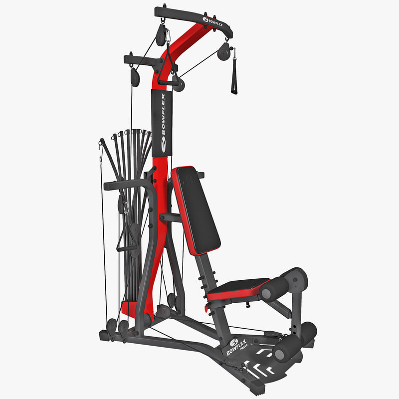 Home Gym Bowflex Ultimate 3ds
