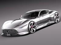 Mercedes-Benz Vision Gran Turismo Concept