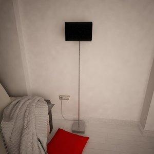 lamp adrio massive 36678 3d max