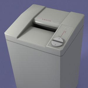 office paper shredder max
