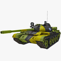 soviet union main battle tank 3ds