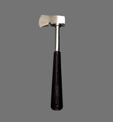 hand axe low-polygon max