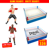 3d boxing pack games