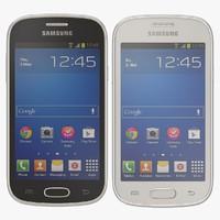 Samsung Galaxy fresh s7390 all color