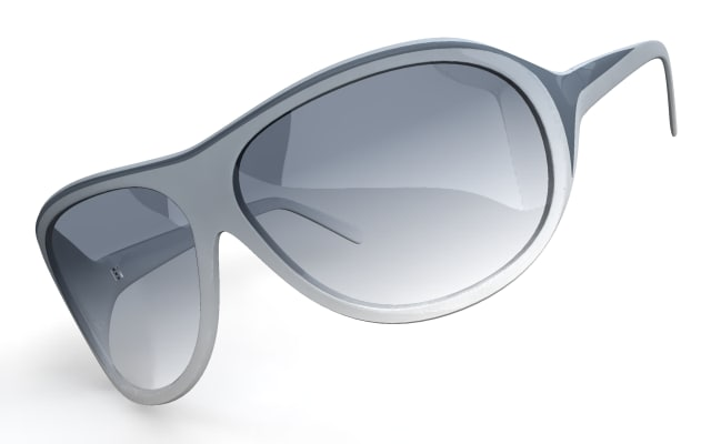 3d model of sunglasses accessories