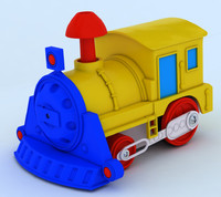 maya kids train toy