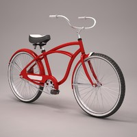 Red Beach Bike