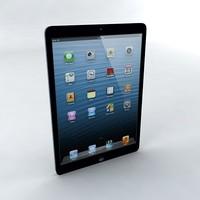 3dsmax apple ipad mini