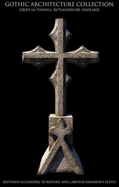 cross tinwell obj