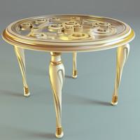 3d table bastex 200tavt atelier model