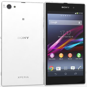 sony xperia z1 compact 3d model