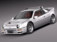 Ford RS200 1984-1986