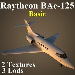raytheon basic 3d max