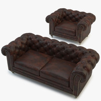 Sofa Chesterfield Collection