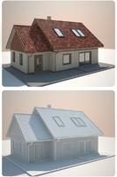 house v-ray max