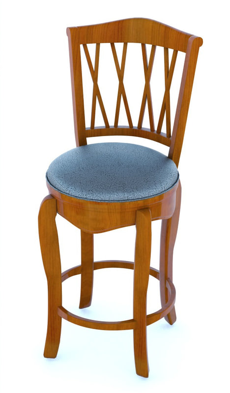 3ds classical chair