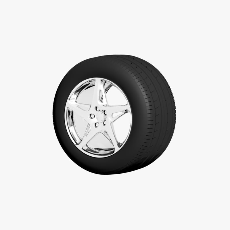 max sport car wheel rim