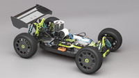 rc toy car kyosho mp9