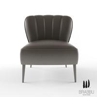 Brabbu Dalay armchair