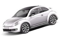 Volkswagen Beetle 2012-2015
