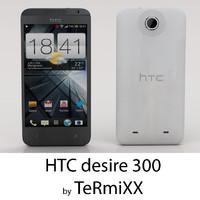 c4d mobile htc desire 300