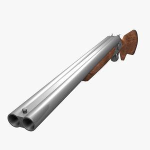 obj old west gun