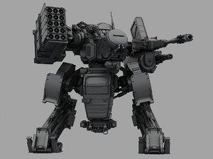 max mecha robot