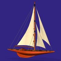 WC J-Class Yacht