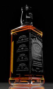 max jack daniel bottle 350