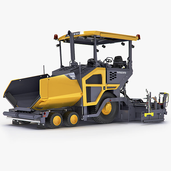 abg6870 wheeled pavers p6870c 3d max