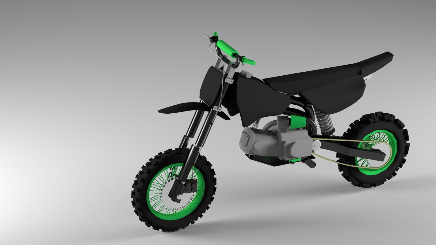 bike pitbike 3ds free