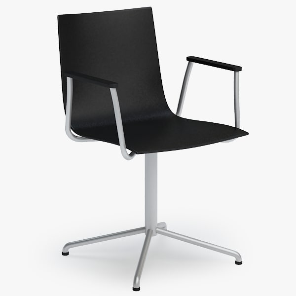 3d model chair office