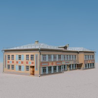 Building Lowpoly 09