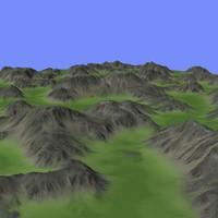 3d max heightmap