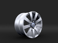 Mercedes Rim R12 16 inches