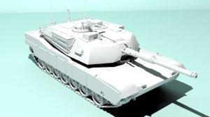 m1 abrams tank max