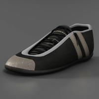 c4d feet running