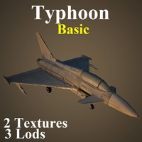 eurofighter typhoon basic max