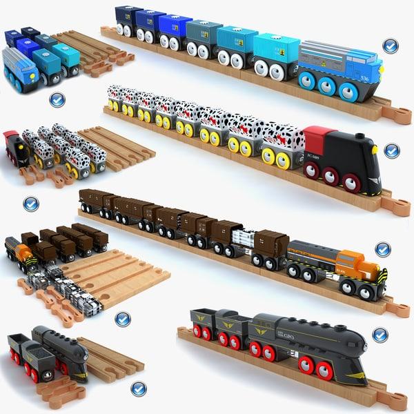 3ds kids train toys 2
