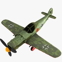 Cartoon Nazi Aircraft (Second World War)