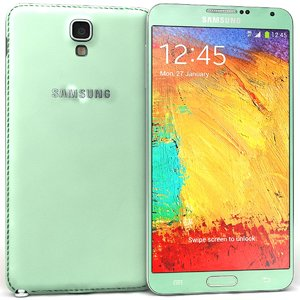3d definition samsung galaxy note model