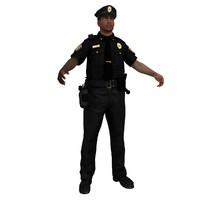 Police officer V2
