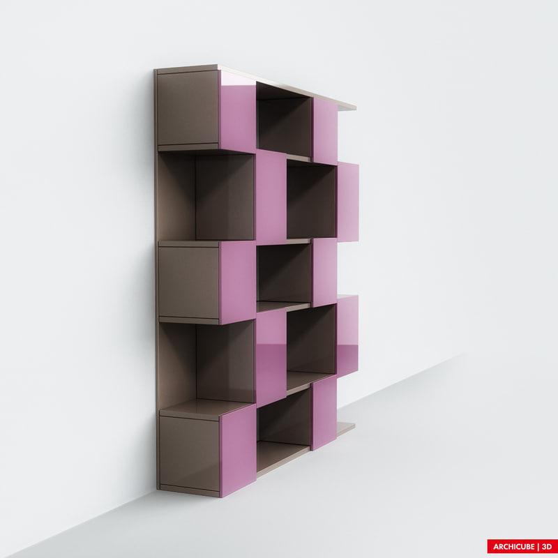 shelf obj