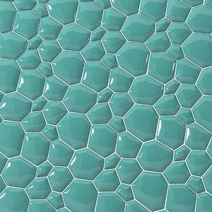 3d decorative pattern